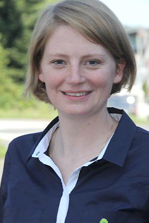 Alexandra Gauß, stellvertretende Fraktionsvorsitzende
