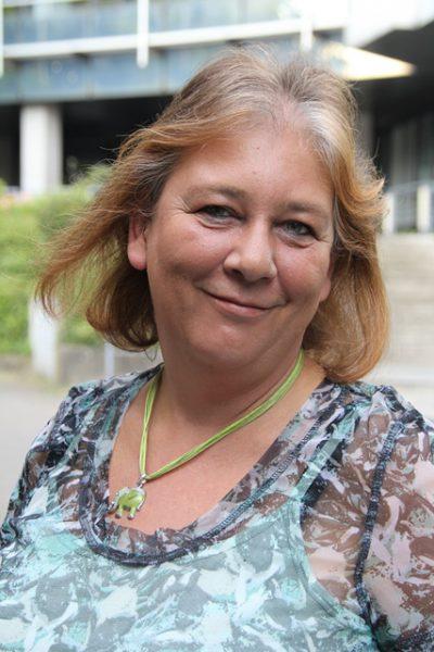 Michaela Balansky, Vizelandrätin