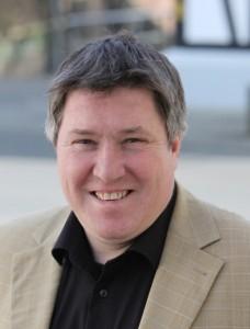 Ingo Steiner, Vorsitzender des Planungs- und Verkehrsausschusses
